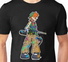 Paintball Katie Unisex T-Shirt