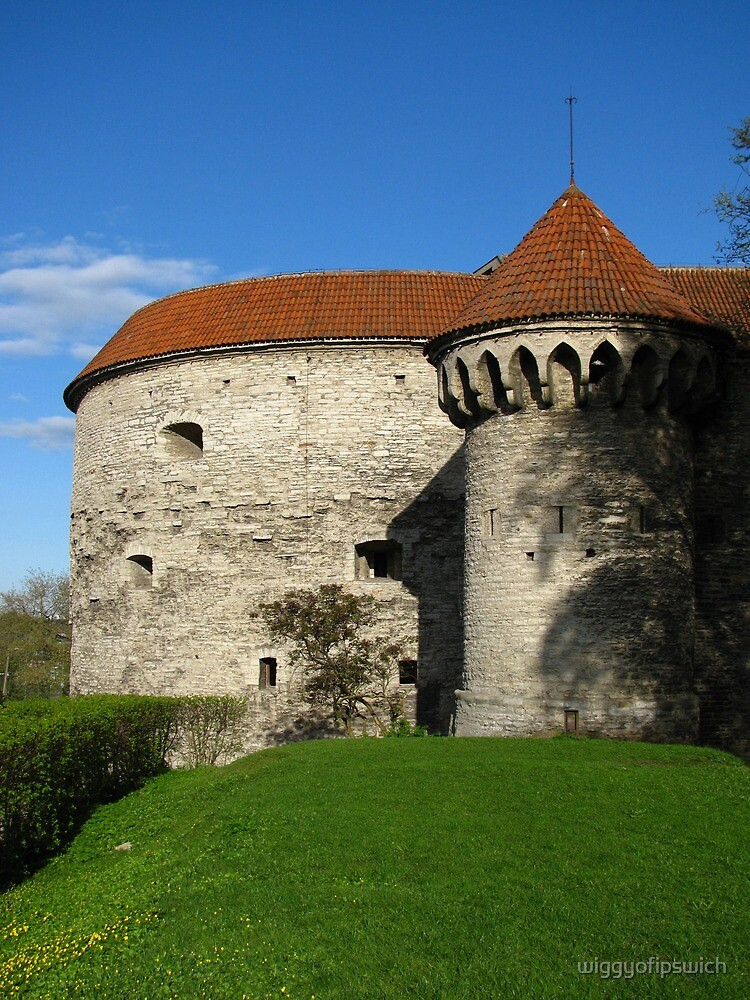 Fat Margaret, Tallinn, Estonia by wiggyofipswich