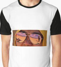 Nik at Porty Graphic T-Shirt