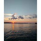 Water, Sunset, Reflection, #Water, #Sunset, #Reflection by znamenski