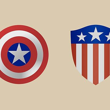 Cap's Shields by silverman00