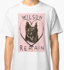 Friday Night Dinner RIP Wilson Classic T-Shirt