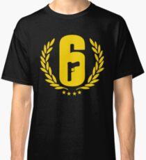 Rainbow 6 Siege Classic T-Shirt