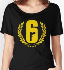 Rainbow 6 Siege Women's Relaxed Fit T-Shirt