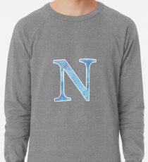 Sapphire Watercolor Ν Lightweight Sweatshirt