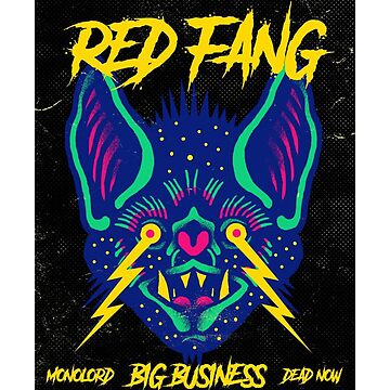 Red Fang by disyavelly
