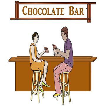 CHOCOLATE BAR by KevinGaCo