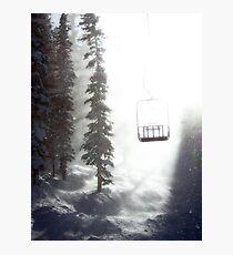 Chairway to Heaven Photographic Print
