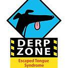 Derp hazard sign by RichSkipworth