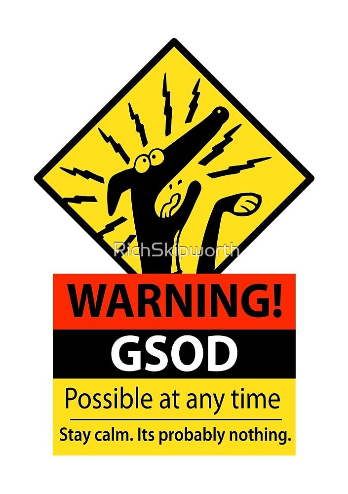 GSOD hazard sign by RichSkipworth