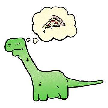 Even Dinosaurs dream... by MrSmithMachine