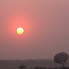 If the sun could talk, what would it say to us? by Vaughn  Shaw