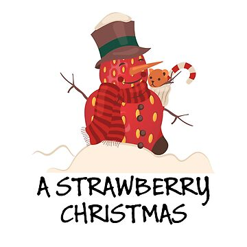 A Strawberry Christmas by stuch75