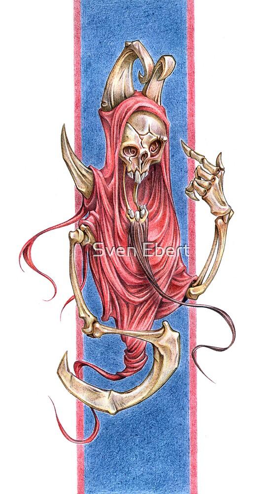 Hooked Bone Dude by Sven Ebert