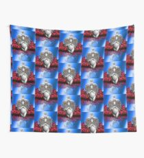 The Venus of Willendorf Reborn Wall Tapestry