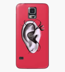 Ear Monster Weird Art Case/Skin for Samsung Galaxy