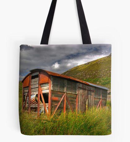 Abandoned Wagon #1 Tote Bag