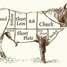 Beef Cut by EplusC Studio