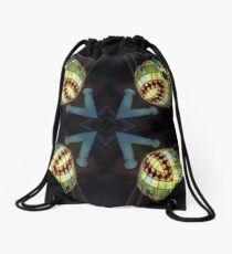 Orbes of Light Drawstring Bag