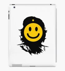 Che smiley iPad Case/Skin