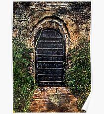 Torture Chamber Kalemegdan Fortress Belgrade Poster