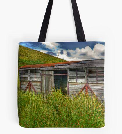 Abandoned Wagon #3 Tote Bag