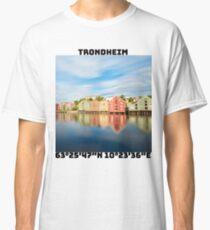 Trondheim Co-Ordinates Classic T-Shirt