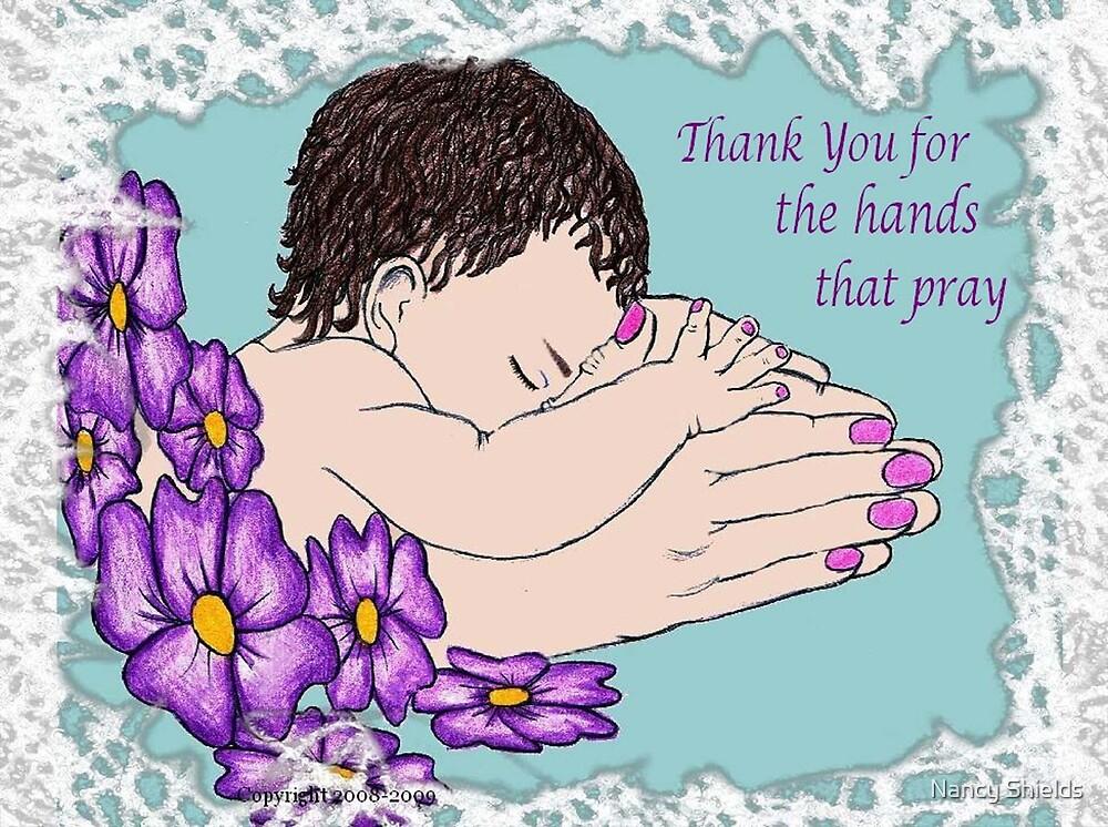 Thank You Father by Nancy Shields