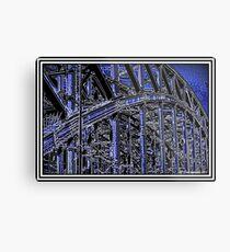 Hohenzollern Bridge Metal Print