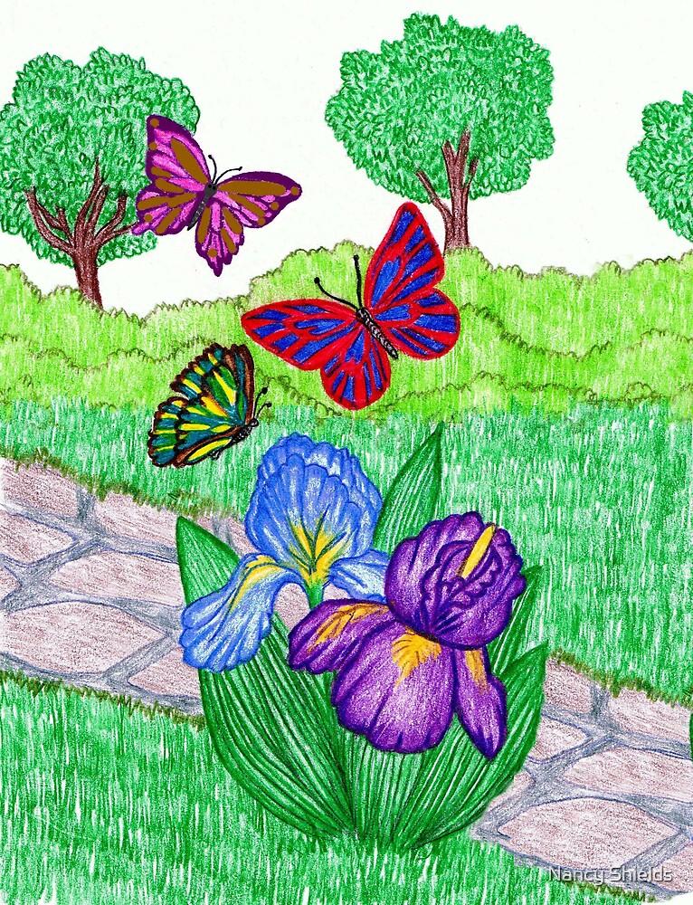 Spring by Nancy Shields