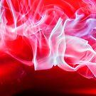 White Smoke Red Velvet by heidiannemorris
