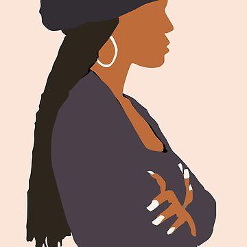 Janet Jackson - Poetic Justice  by nadirasimone