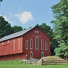 Healthy Barn by Judy Seltenright
