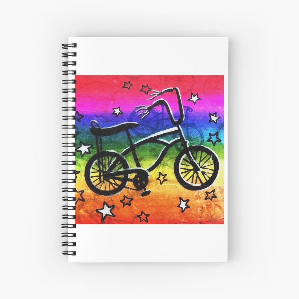 Banana Seat Fahrrad für den Sieg! Spiralblock