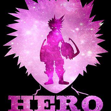 Bakugou Hero Academia by HEARTBEATS