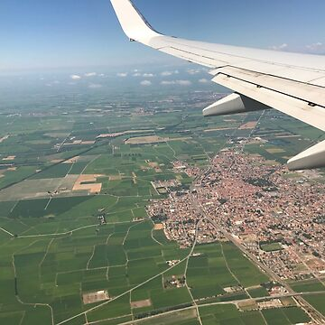 Flight In Milan by vwells