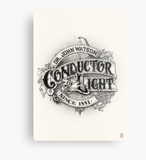 Conductor of Light Metal Print