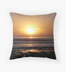 """""""Reverence"""" Throw Pillow"""