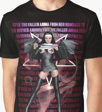 Free The Fallen Anima Graphic T-Shirt