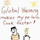 Global Warming! by Michael Puckett