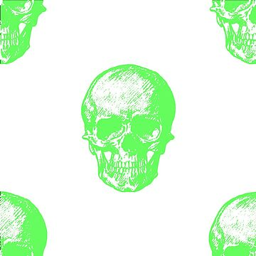 Bright Skull by TyVansant30