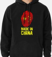 Made in China Pullover Hoodie