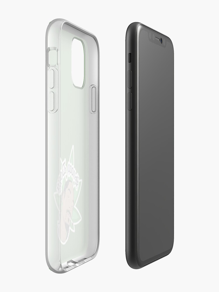 Coque iPhone « Snoop Dogg », par swear