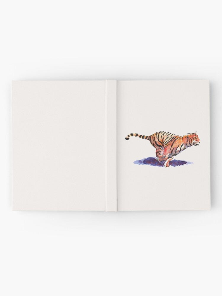 Alternate view of The Tiger Hardcover Journal