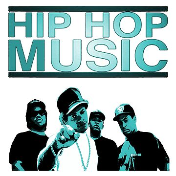 Hip Hop Music Old School Collection 1 by NorthernSoulz