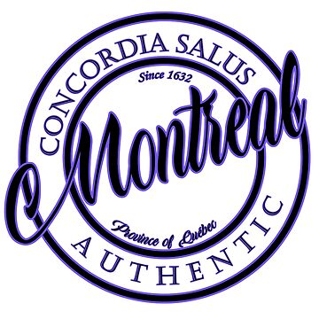 MONTREAL by RoyalT-shirts
