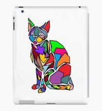 Feline Fragments iPad Case/Skin