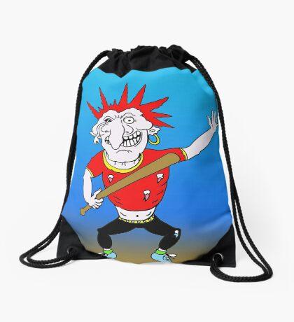 Cy Coe. Drawstring Bag