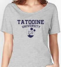 Tatooine University Women's Relaxed Fit T-Shirt