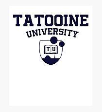 Tatooine University Photographic Print
